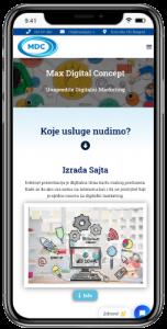 Web-sajt-u-modernom-dobu-izrada-sajtova-cene-igled-na-mobilnom-telefonu-max-digital-concept-beograd